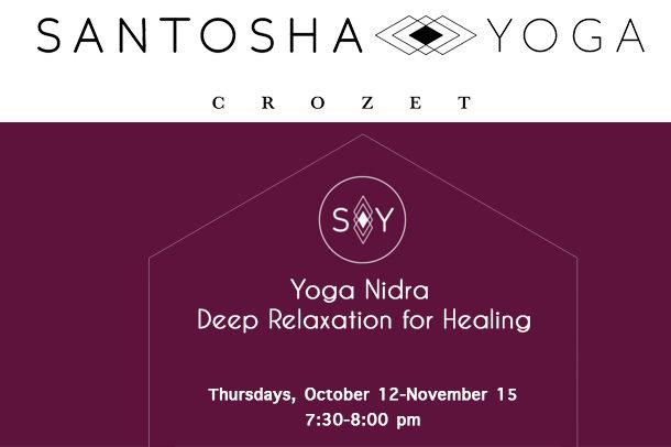 Yoga Nidra – Deep Relaxation for Healing